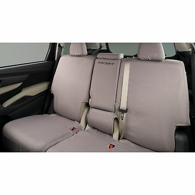 Amazing Oem 2019 Subaru Ascent Second Row Bench Seat Cover Polyester New F411Sxc000 Ebay Caraccident5 Cool Chair Designs And Ideas Caraccident5Info