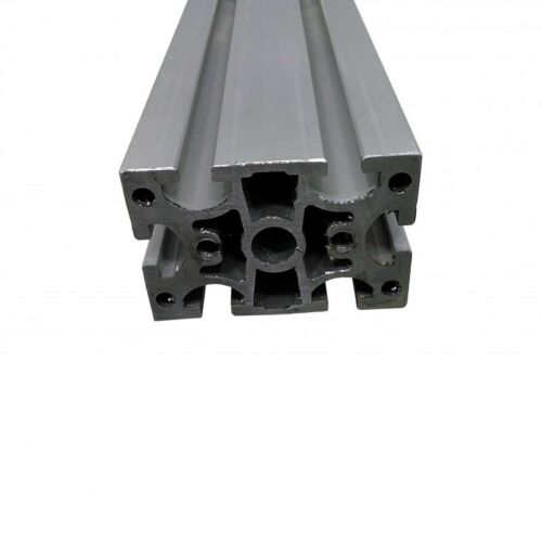 CNC 3d-Profile extruded aluminium 90x60mm-L 510mm