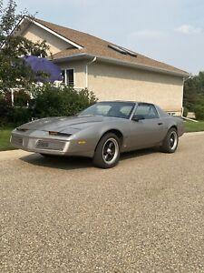 1983 Pontiac Firebird yes
