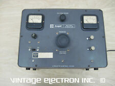 Knight Allied Knight Kit Battery Eliminator 6v 12v 83 Yx 129 Tested
