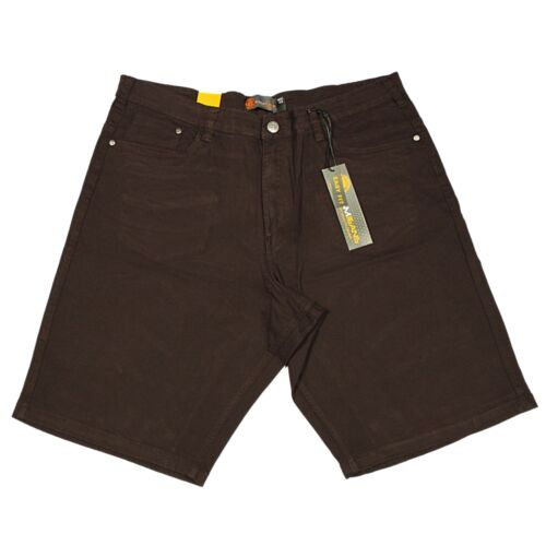 MENS KING BIG SIZE KAM CHINO STRETCH SHORTS EASY FIT 5 COLOURS LATEST 40-70