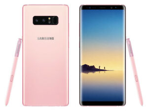 【20% off code- PSHOPEARLY】Samsung Galaxy Note 8 N950FD 64GB Unlocked Pink