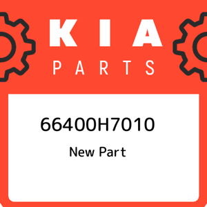 66400H7010-Kia-66400h7010-66400H7010-New-Genuine-OEM-Part