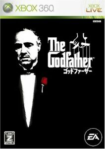 USED-Xbox360-The-Godfather-86119-JAPAN-IMPORT