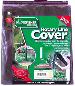New Rotary Dryer Washing Clothes Line Vieillesse Cover Waterproof Protection-afficher Le Titre D'origine Etxa6ail-10111715-747175013