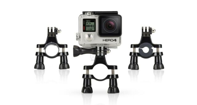 New GoPro Handlebar / Seatpost / Pole Mount GRH-30
