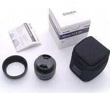 SIGMA Art 30mm F2.8 DN black for Sony E-mount 929701