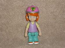 Mattel Disney Red Hair Dollhouse Bike Girl Helmet