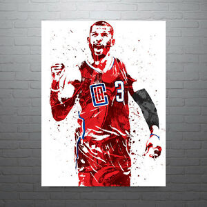 Chris Paul Los Angeles CP3 Poster FREE US SHIPPING