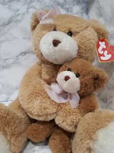 Ty-Beanie-16-Cradles-Classic-Collection-Large-amp-Small-Teddy-Bears-Soft-Plush