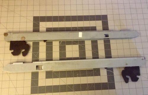 Set of 2 Maytag Jenn-Air Oven Door Hinges 71001832 WP74008014 WP74008231