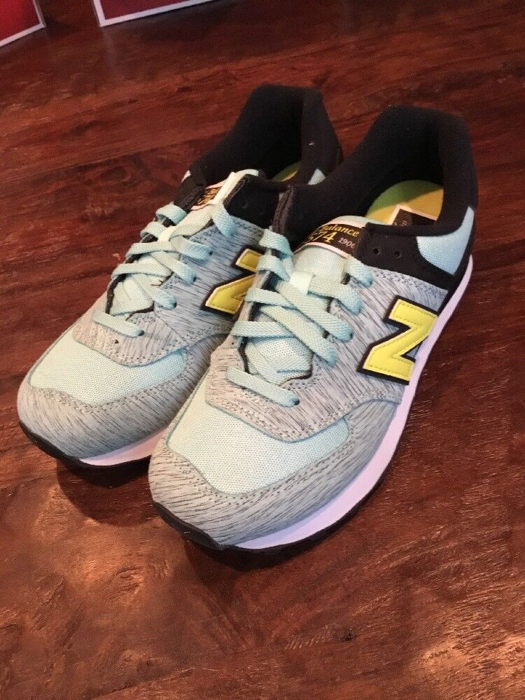 Women's New Balance Shoes WL574WTD 574 Sneakers Size 7 New