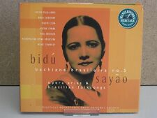Bidú Sayao - Arias and Folk Songs of Brazil CD (1996) Gounod/Duparc etc