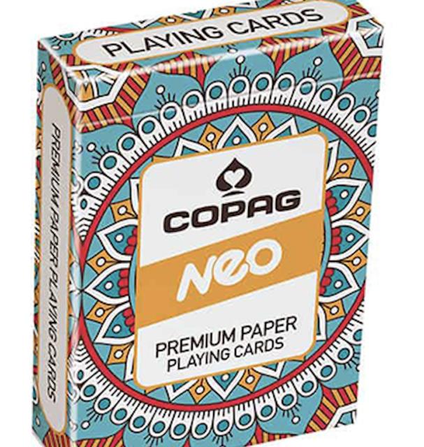 Poker Spielkarten Copag Neo Series Mandala