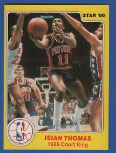 Isiah-Thomas-1986-Star-Court-King-28-NM-MT