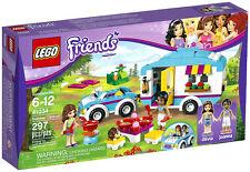 Lego Friends 41034 Summer Caravan Olivia Joanna Set DISCONTINUED