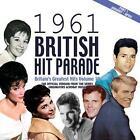 The 1961 British Hit Parade Part One: Jan.-Apr. von Various Artists (2014)