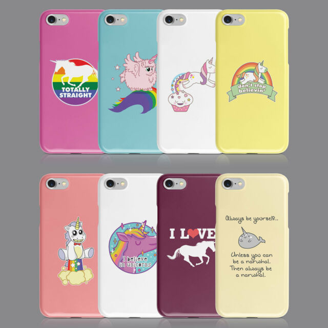 super popular c0ce9 266f2 MAGIC UNICORNS PHONE CASE FOR IPHONE 5S SE 6S 7 8 XS XR SAMSUNG S8 S9 PLUS