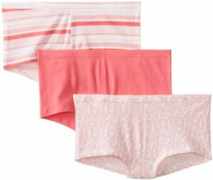 Hanes-Womens-Panties-3-Pack-Comfortsoft-Cotton-Stretch-Boy-Brief
