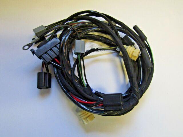 Mopar 72 Dart Duster Valiant Demon Headlight Wiring
