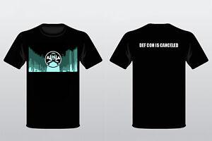 DEF-CON-is-canceled-MASKED-FIGURE-t-shirt-Men-039-s-cut