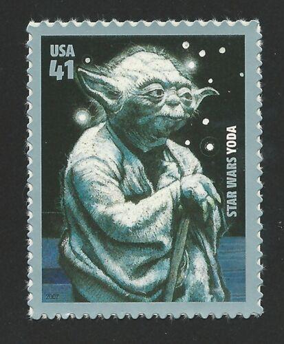 2007 Yoda Star Wars Grand Master of the Jedi Order Commemorative US Stamp MINT!