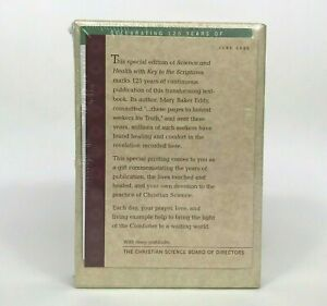 Science-And-Health-With-Key-To-Scriptures-By-Mary-Baker-Eddy-2000-Ed-New-in-Wrap