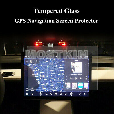 1PCS Car display Tempered Glass Screen Protector Fit For Ford Explorer 2016-2018