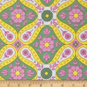 CLEARANCE! Jennifer Paganelli Good Company Beverly PWJP093-Opal Cotton Fab BTY