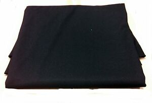 SPEAKER-STEREO-GRILL-CLOTH-FABRIC-BLACK-HUGE-40-034-X60-034