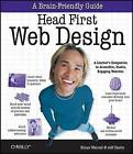 Head First Web Design by Ethan Watrall, Jeff Siarto (Paperback, 2009)