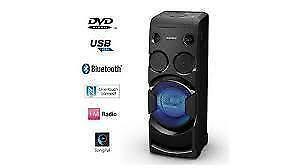 Sony V44D Audio System