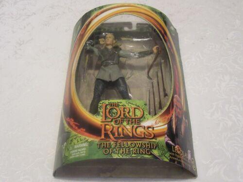 Le seigneur des anneaux lord of the Rings Fellowship Legolas Dagger réduisant Arrow Launching Figure