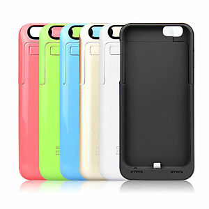 iphone 5 case charger 2200mah portable charger charging external battery 3191