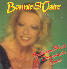 Bonnie St Claire-Iedereen Weet Drommels Goed cd single