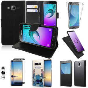 sports shoes 37a70 27616 Details about Cover Case Leather Pu Gel Film Glass Samsung Galaxy Grand  Prime 4g Sm-G531f