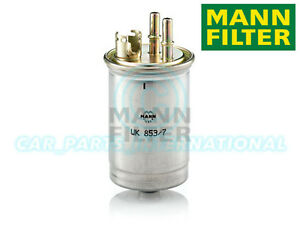 Para autom/óviles MANN-FILTER Original Filtro de Combustible WK 79