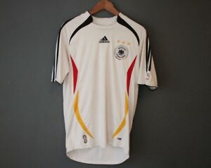 Details zu Fußball Trikot.Soccer Jersey Deutschland, Germany. Adidas.Original. GrößeSize M