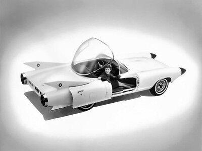 "1959 Cadillac Cyclone Concept Car 11 x 14""  Photo Print"