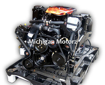 6 3L - 383ci, MerCruiser 350 hp Complete Engine Package - 865108R90  745061820081 | eBay