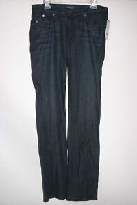 bassa Jeans da vita Adore e Stella Stella donna Blu Rock a 30x36 stropicciati wwzqr