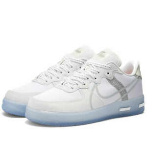 Nike Air Force 1 LUCE BIANCA reagire OSSO VELA UK 5 7 8 9 10