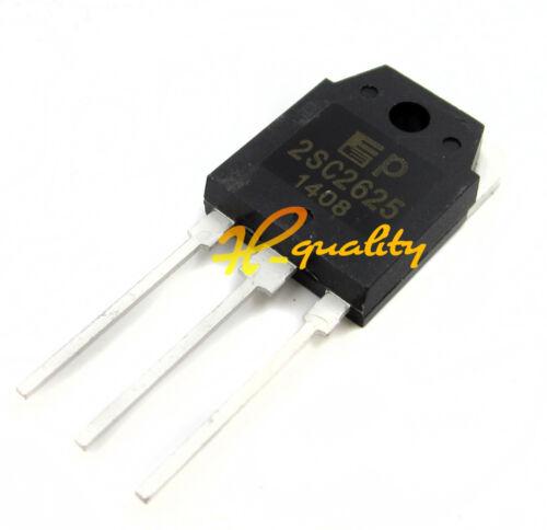 5PCS 2SC2625 C2625 FUJI Power Transistor TO-3P NEW GOOD QUALITY