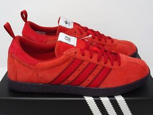 size 40 52b16 c0afc Details about Adidas Originals CP Company Tobacco Red Black UK 5 6 7 8 9 10  11 12 US C.P