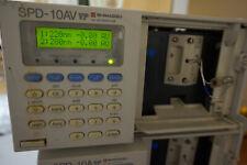 Shimadzu Spd 10a Vp Hplc System Uv Vis Detector Agilent Waters Hp Working Bqx