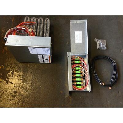 [WLLP_2054]   YORK 2CE04513025A 30 KW ELECTRIC HEAT KIT, 208-240/60/3 W/FUSES AND FUSE BOX  | eBay | Kw Fuse Box |  | eBay