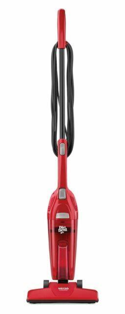 Dirt Devil SD20010 Versa Clean Bagless Stick Vacuum Cleaner