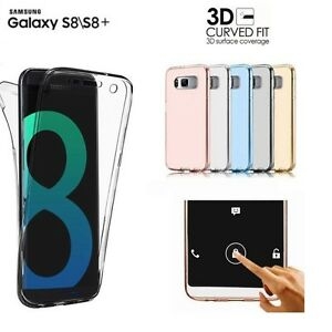 custodia samsung s8 plus 360