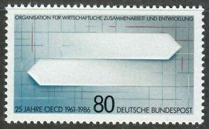 Germany-1986-MNH-Mi-1294-Sc-1471-Organization-for-Economic-Cooperation