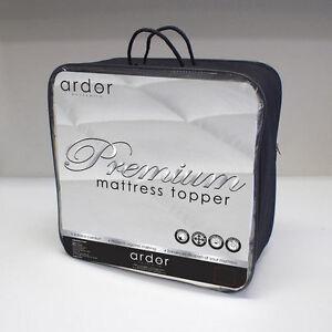 Ardor Premium Mattress Topper Single Double Queen King
